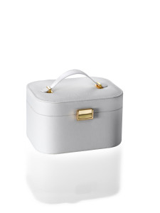 Adore cosmetics travel white case