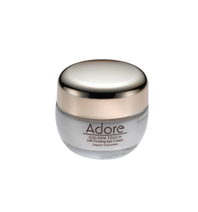 Famous Adore Gold Mask