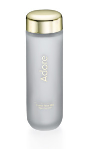 Adore cosmetics facial milk