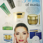 Adore cosmetics featured masks