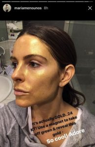 maria-menounos-shows-off-her-adore-24k-gold-mask