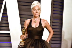 Lady Gaga's Oscars' Look Magic by Adore Cosmetics
